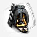 ...TST идеально защитит ваше оборудование в компактных рюкзаках серии.