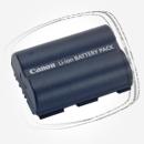 Литий-ионная аккумуляторная батарея для фотокамер EOS 20D, 300D, 10D...